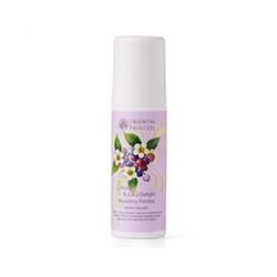 "Дезодорант-антиперспирант ""Черничное фондю"" от Oriental Princess 70 мл / Oriental Princess Fresh & Juicy Delight Blueberry Fondue Shimmering Scent Roller Deodorant 70 ml"