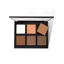 ПАЛЕТКА СКУЛЬПТОР  POSH Make Up Matt Corrector Sculpting Palette