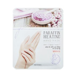 Missha Paraffin Heating Парафиновая маска для кожи рук
