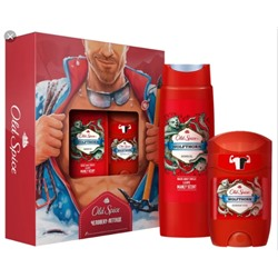 OLD SPICE  №009 Набор White Water  (гель для душа 250мл + стик 60 мл )