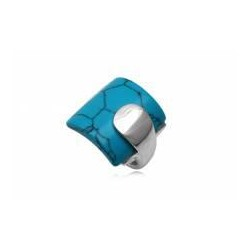Silver Turquoise - Rings