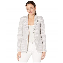 Tommy Hilfiger, Stripe Two-Button Jacket