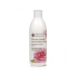 "Ароматный увлажняющий лосьон для тела ""Oriental White Flower"" Oriental Princess 250 мл /Oriental Princess Princess Garden Oriental White Flower Body Moisturser SPF 10 250ml"