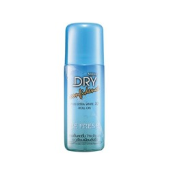 Шариковый дезодорант Dry Confidence Be Fresh от Mistine 50 мл / Mistine Dry Confidence Be Fresh roll on 50 ml