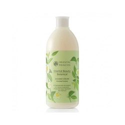 Крем для душа Oriental Beauty Botanical с зеленым чаем и витамином Е от Oriental Princess 400 мл / Oriental Princess Botanical shower cream green tea 400 ml