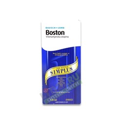 Раствор Boston Simplus (120 мл)