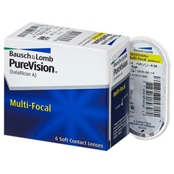 Bausch & Lomb PureVision Multi-focal (6 линз)
