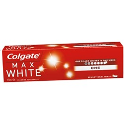 BD Pasta do zębów Colgate Max White One, 75 ml