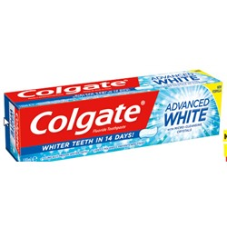 BD Pasta do zębów Colgate, 100 ml  Advanced White