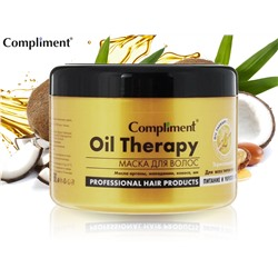 Маска Compliment Oil Therapy для волос, 500 мл.