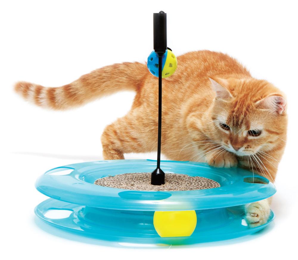 Любимые игрушки для котят своими руками