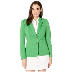 Tommy Hilfiger, Two-Button Patch Pocket Jacket