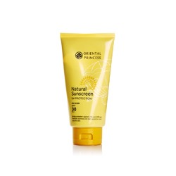 Солнцезащитный крем для тела SPF30/PA++ от Oriental Princess 150 гр / Oriental Princess Natural Sunscreen UV Protection For Body SPF30/PA++ 150 gr